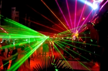 JAGER PARTY & Casa LASER SHOW